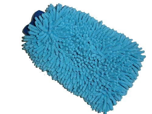 Microfiber chenille wash mitt MCM-1005