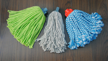 Microfiber mop head refill MFP-4005