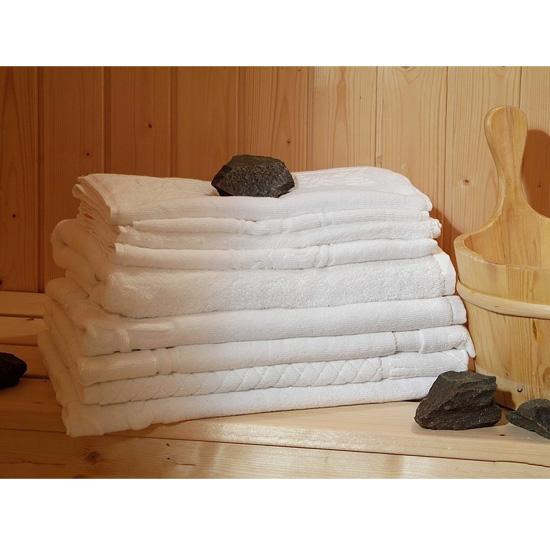 Pure Cotton Jacquard Bath Towel (XQB-C029)