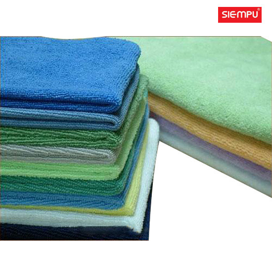 One Sided Microfiber Car Cleaning Cloth (XQC-C025)