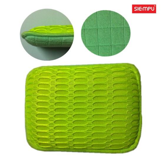 Microfiber Dish Cleaning Sponge (XQK-C023)