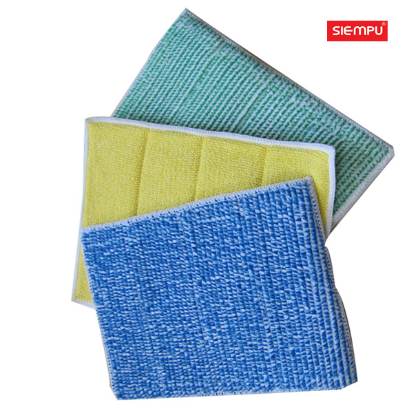 Microfiber Kitchen Cleaning Cloth (XQK-C013)