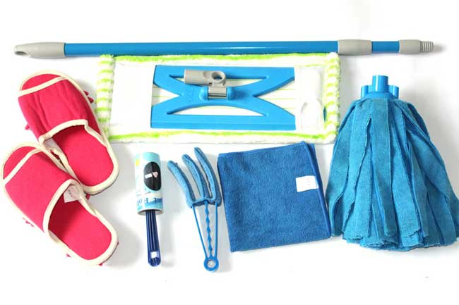 Microfiber ultra-cleaning package XQT-003